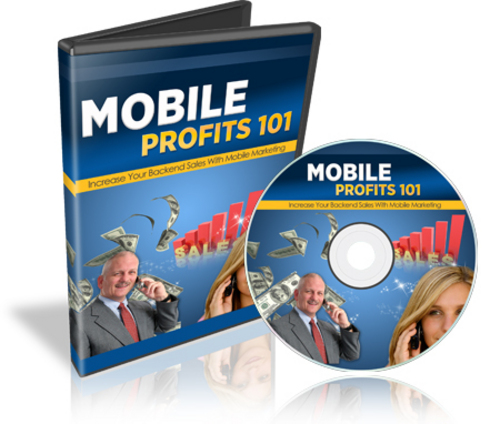 Product picture Mobile Profits 101