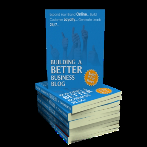 Product picture Building A Better Business Blog
